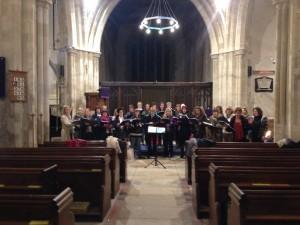 Ladies Choir Wiltshire