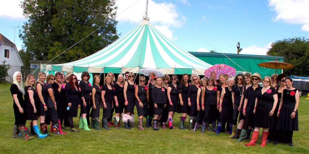 The Pewsey Belles Choir