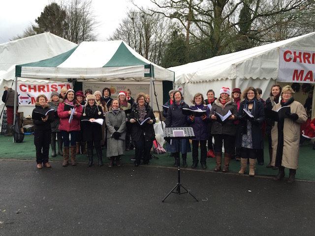 The Pewsey Belles Ladies Choir