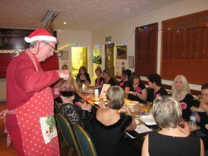 Pewsey Belles ladies choir