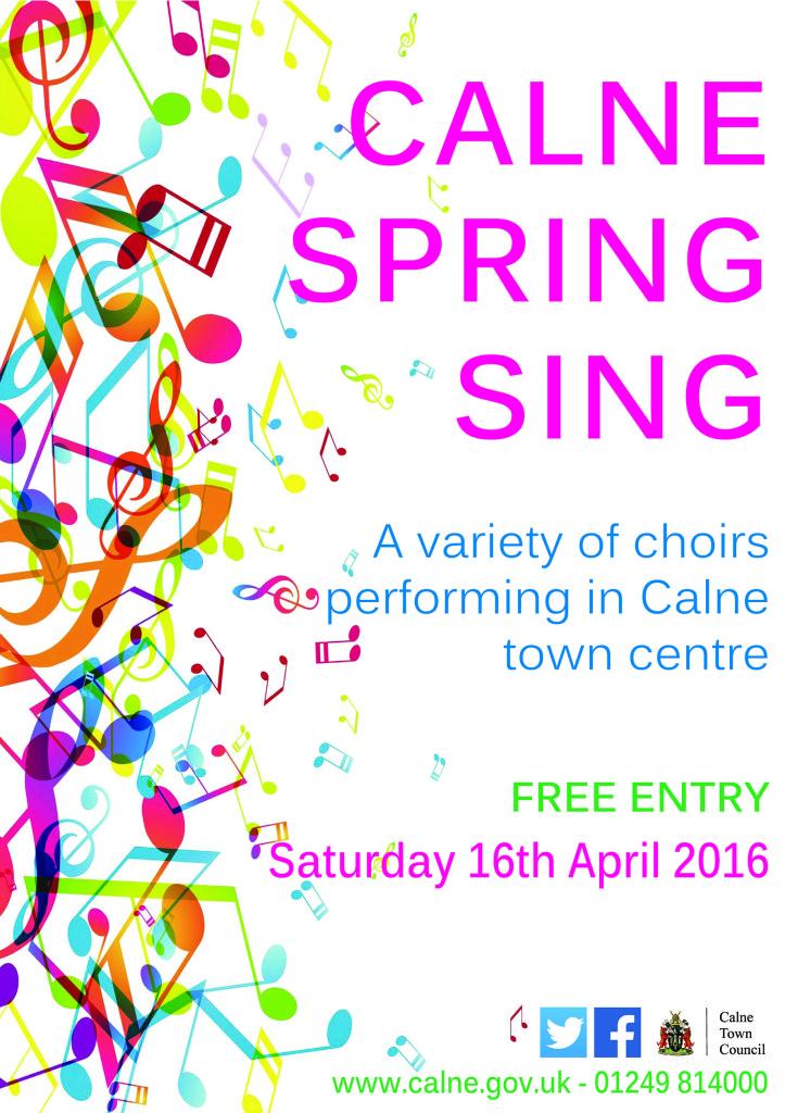 calne spring sing