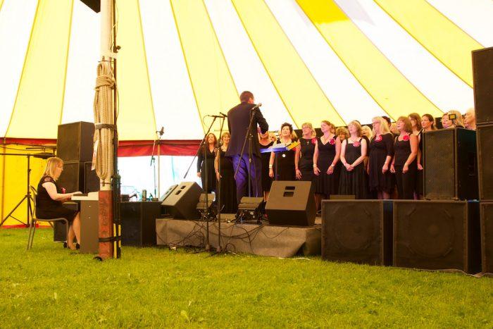Pewsey Belles Ladies Choir
