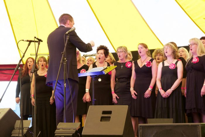 The Pewsey Belles
