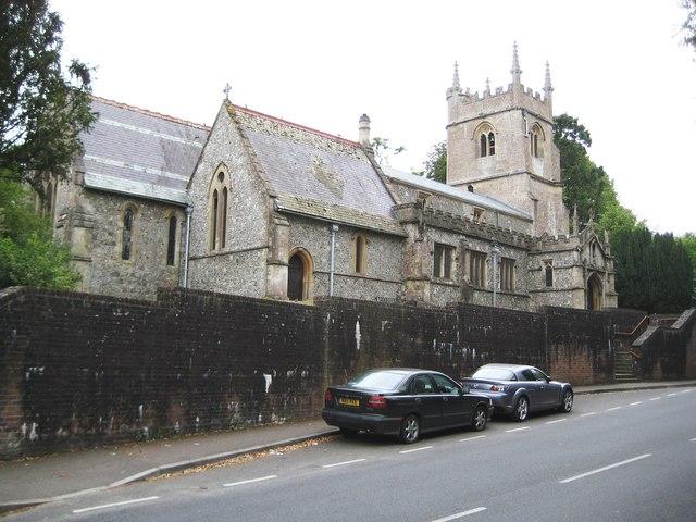 St Johns Church, Pewsey